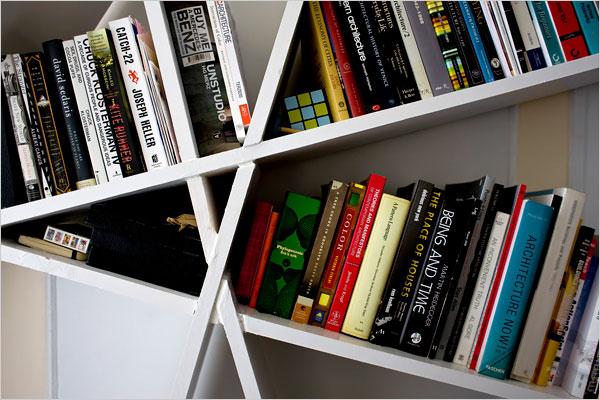 Bookcase Dumpling In A Hanky